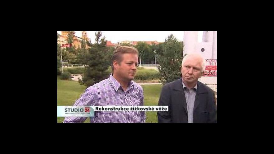 Video Rozhovor s Romanem Lainem a Milanem Kusbachem