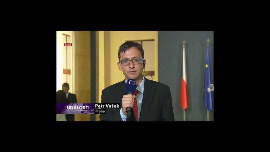 Video Vstup Petra Vaška