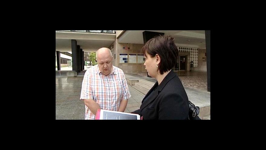 Video Reportáž Terezy Baldové a Terezy Kručinské