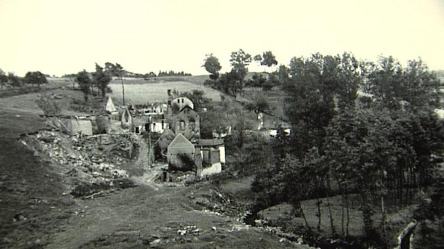 Video Události: Nacisté před 78 lety vypálili osadu Ležáky