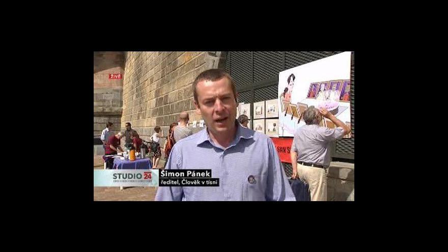 Video Rozhovor se Šimonem Pánkem