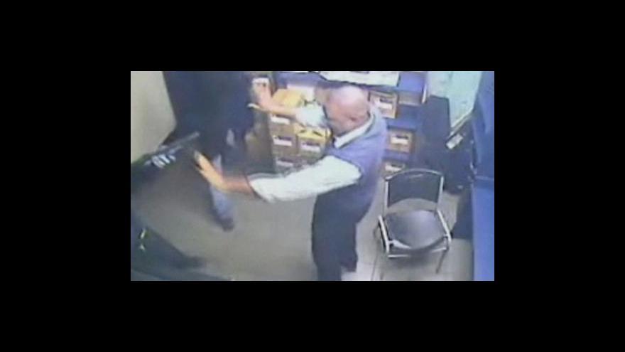 Video Na Floridě loupili zloději začátečníci