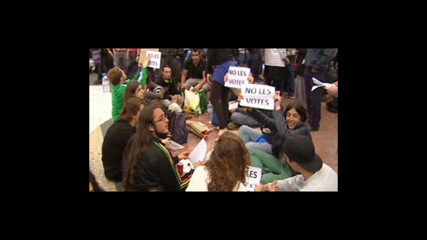 Video Stávkující Evropa