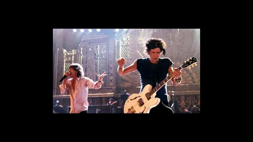Video Rolling Stones - Posviť si