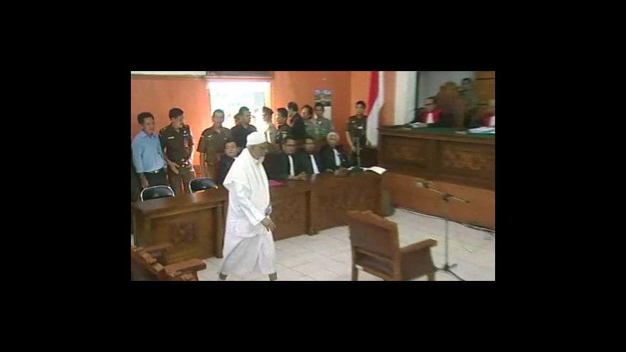 Video Indonéský soud potrestal Bashira