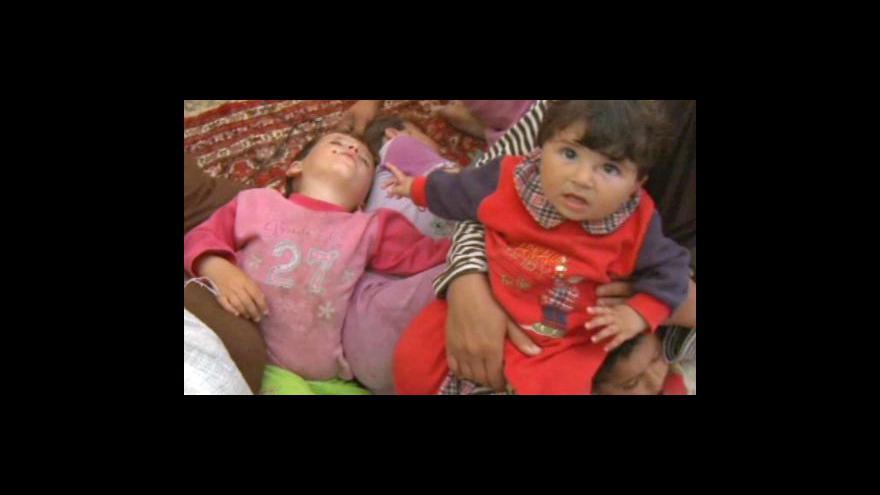 Video Sýrie dál potlačuje protivládní demonstrace