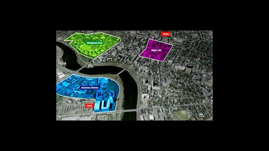 Video Budoucnost navigace