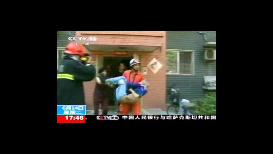 Video Staříkův pád zastavily mříže