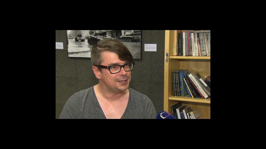 Video Komentář Jaroslava Rudiše