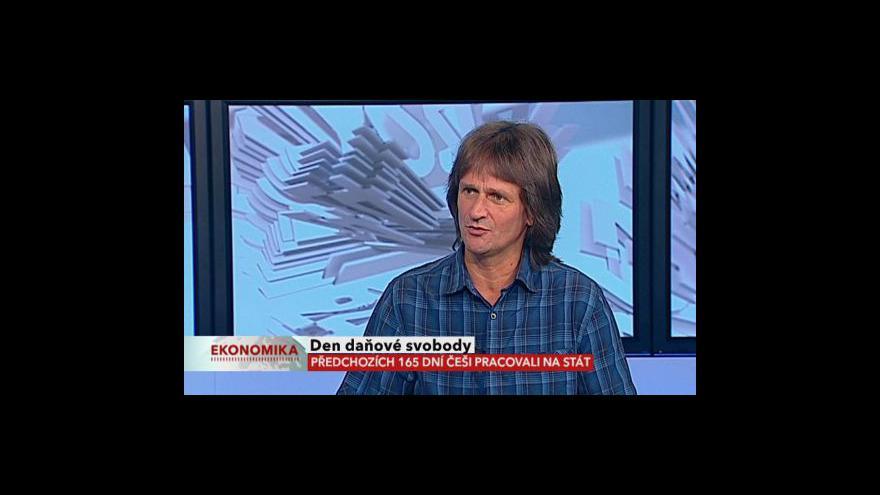 Video Rozhovor s Miroslavem Ševčíkem