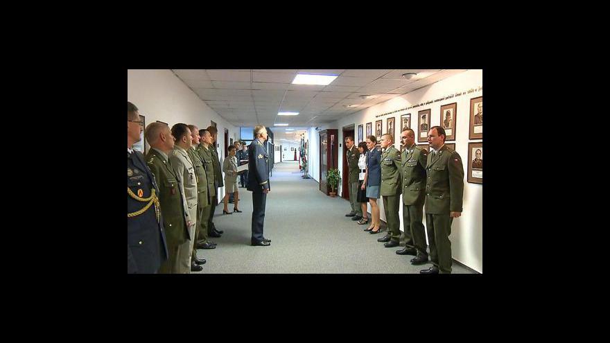 Video Vlastimil Picek ocenil vojáky