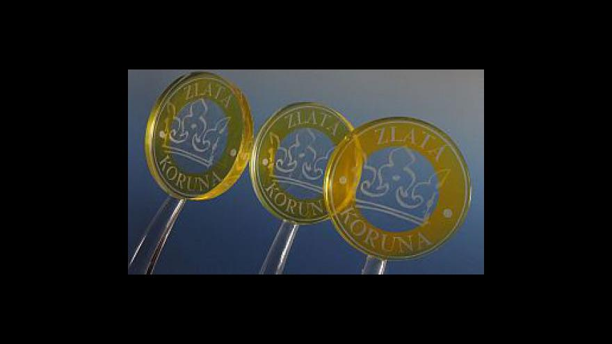 Video Zlatá koruna o korupci