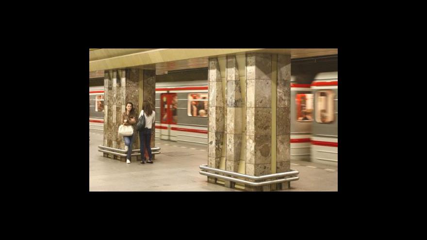 Video Odboráři chtějí zavřít metro