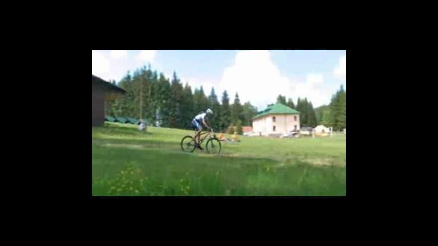 Video Reportáž Pavly Hajpišlové