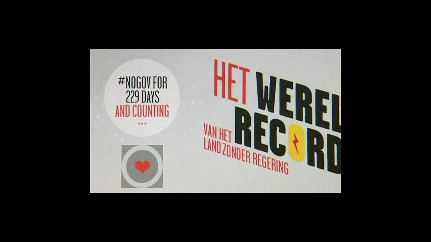 Video Od belgických voleb uplynul rok