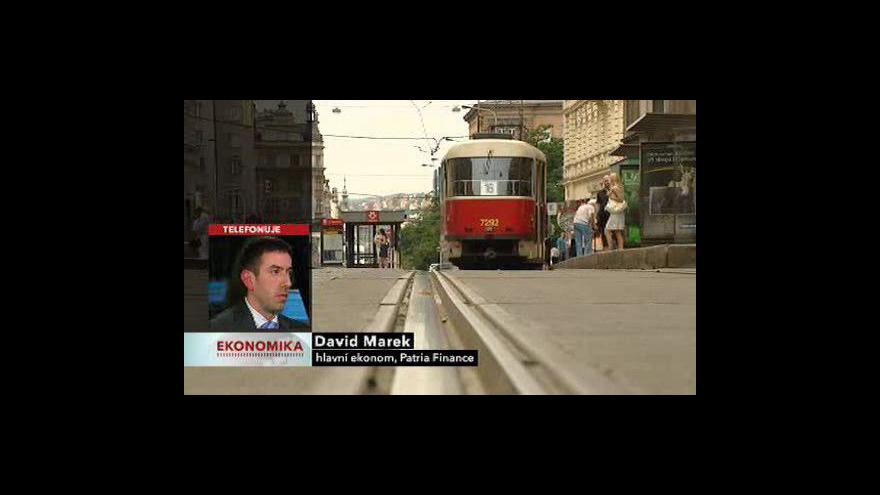 Video Rozhovor s Davidem Markem