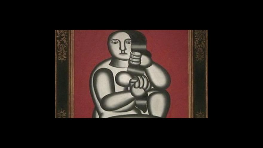 Video Sotheby\'s draží české umění