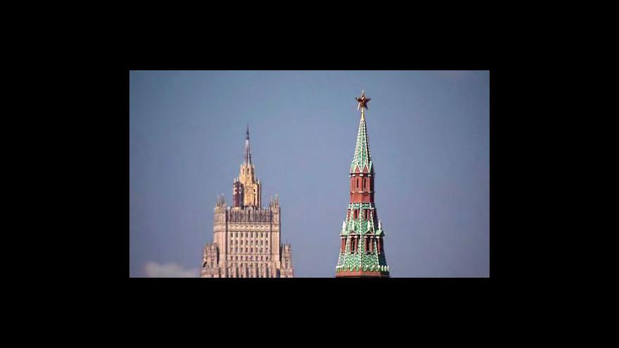 Video Telefonát Barbory Šámalové o Sergeji Magnitském