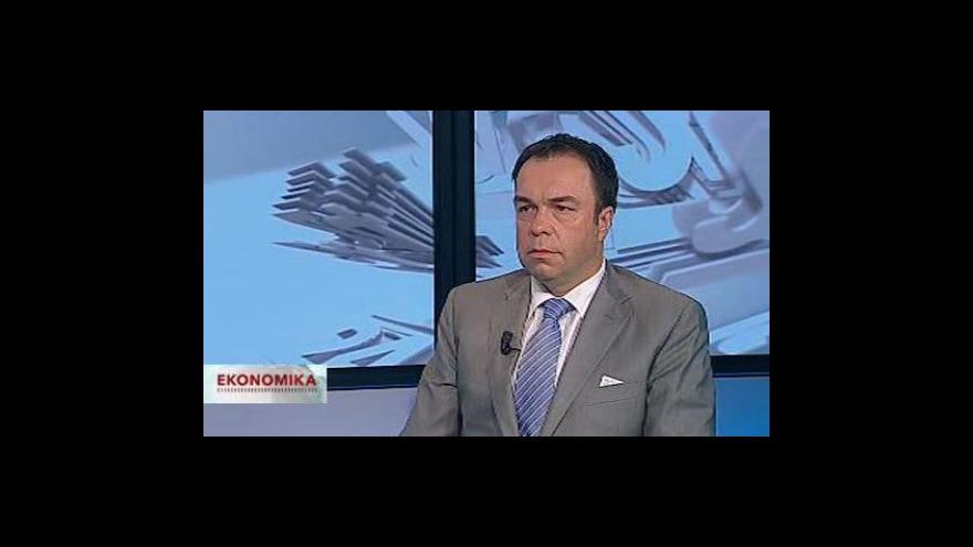Video Rozhovor s Dominikem Štrosem o pojištění proti stávce