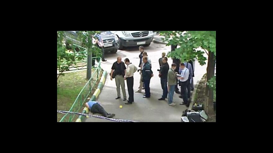 Video Reportáž Josefa Pazderky a Bohumila Vostala