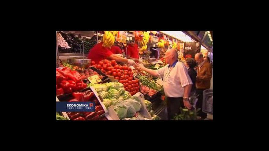 Video Zelenina nejde na odbyt