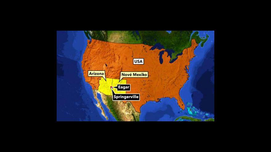 Video V Arizoně se evakuovaly další dvě města