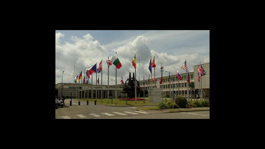 Video NATO zeštíhlí