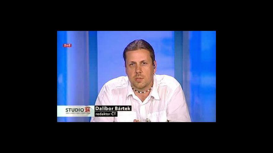 Video Rozhovor s Daliborem Bártkem