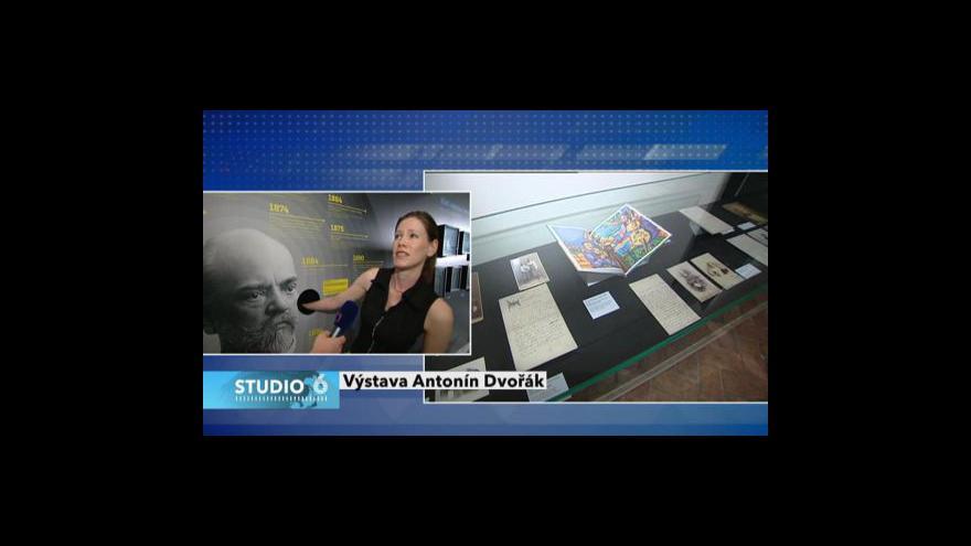 Video Rozhovor s komisařkou výstavy Evou Velickou