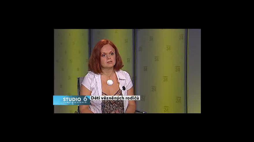 Video Rozhovor s Danou Vrabcovou