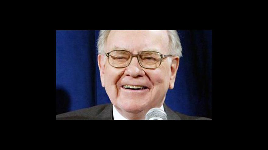 Video Kolik stojí oběd s Buffetem?