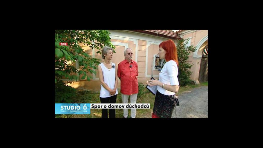 Video Rozhovor s Márií Sobotkovou a Janem Lormanem