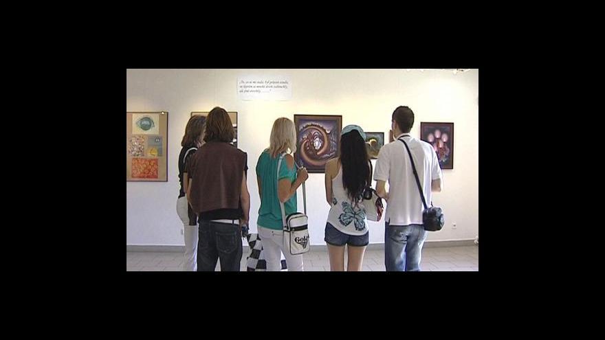Video Reportáž Krisiny Vrkočové