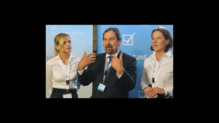 Video VV si nárokují čtyři ministerská křesla