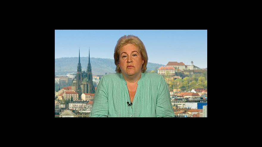 Video Rozhovor s Renatou Karpíškovou
