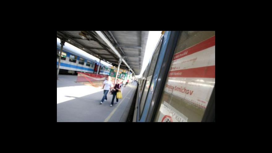 Video RegioJet tématem Ekonomiky ČT24