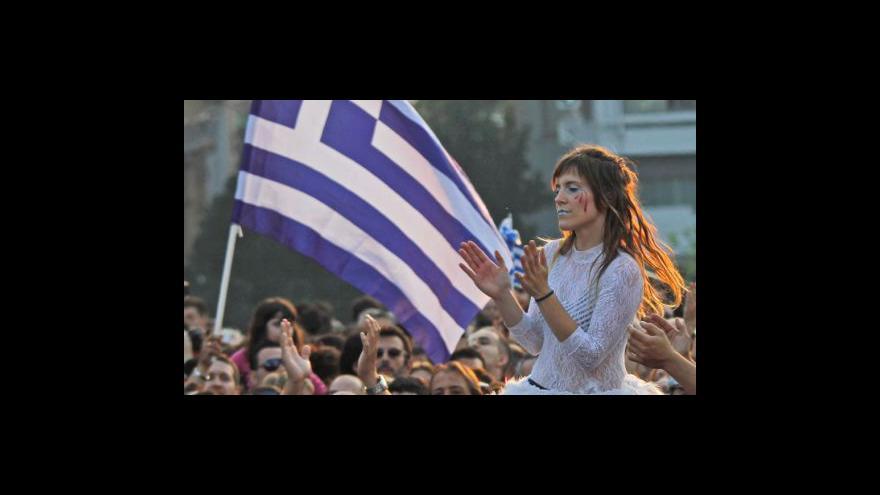 Video Řecko a nový plán pomoci