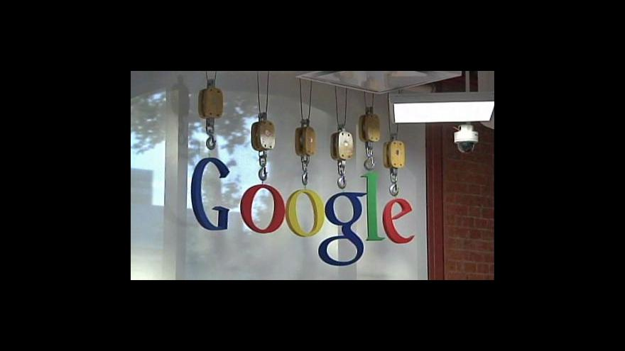 Video Google hlásí případ hackerských útoků