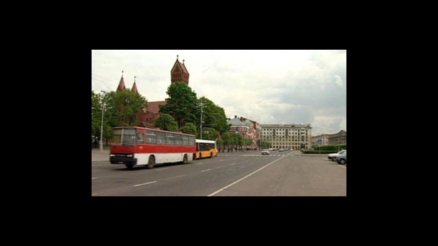 Video Bělorusko žádá úvěr od MMF