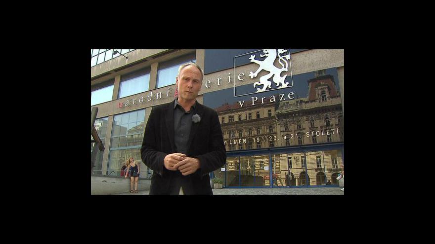 Video Reportáž Olgy Málkové a Petra Viziny