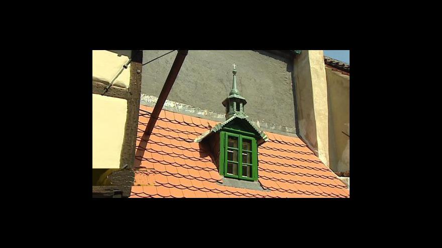Video Ze Zlaté uličky informuje Barbora Peterová