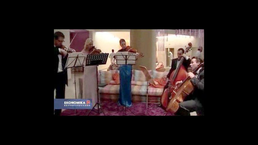 Video Missoni otevřela hotel v Kuvajtu