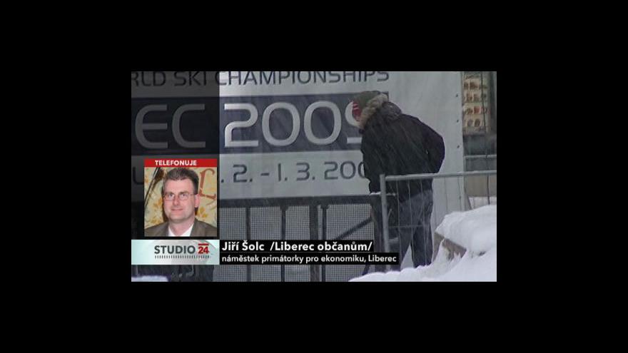 Video Rozhovor s Jiřím Šolcem