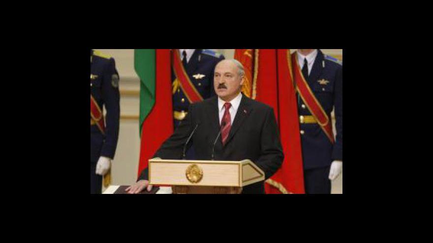 Video Lukašenko: S ruskými novináři zatočíme