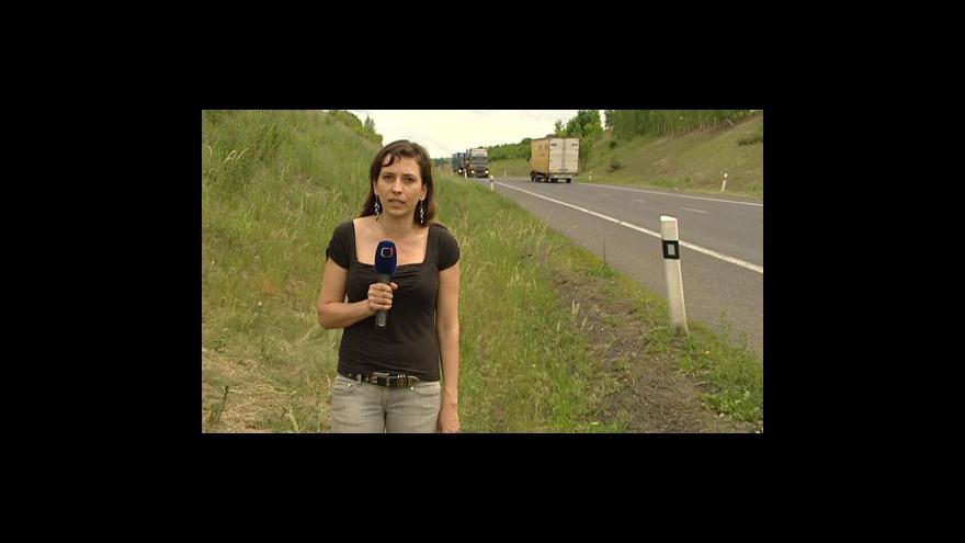Video Reportáž Magdaleny Trojanové