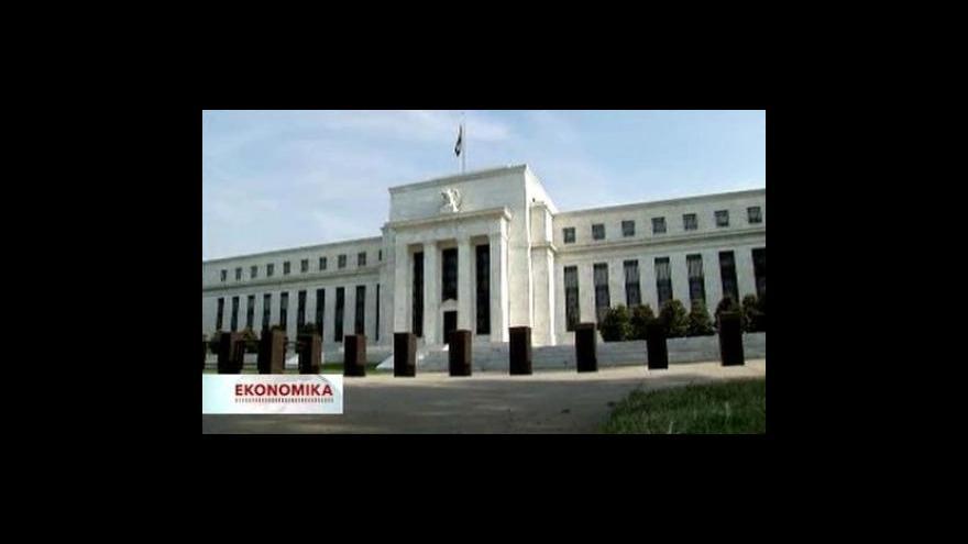 Video Záchrana amerických firem
