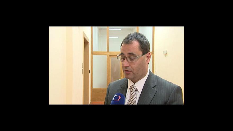 Video Boris Šťastný ve Studiu ČT24