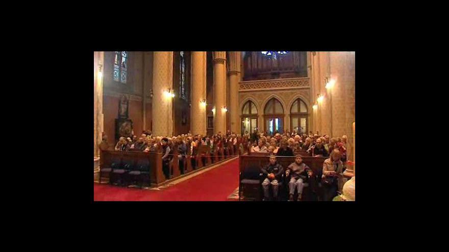 Video Noc kostelů: Kostel sv. Ludmily
