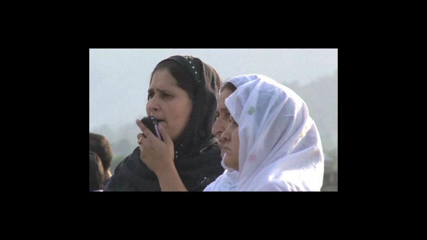 Video Turisté v Abbottábádu