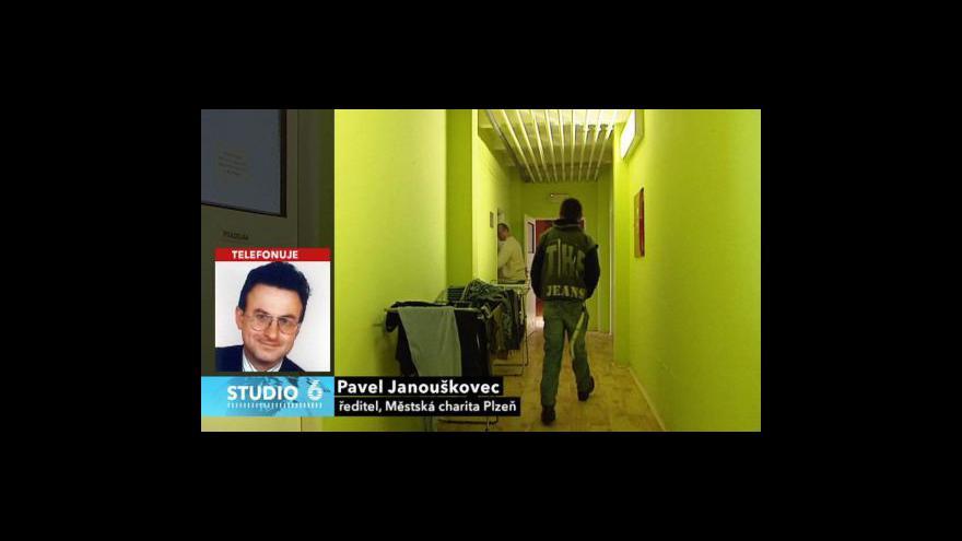 Video Rozhovor s Pavlem Janouškovcem